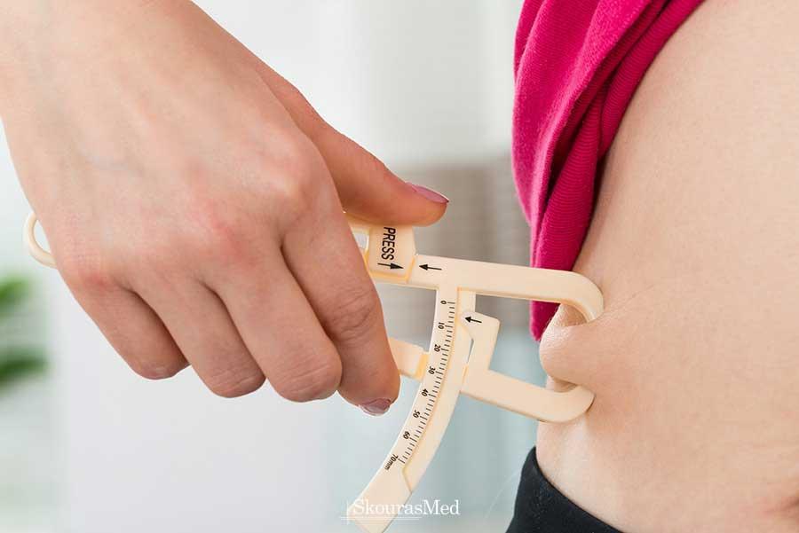 Κοιλιακή παχυσαρκία, ενοχλητική αλλά και απειλή για την υγεία μας