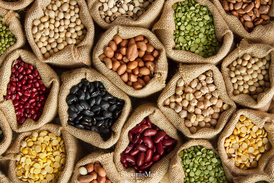 Όσπρια: Μια παρεξηγημένη τροφή