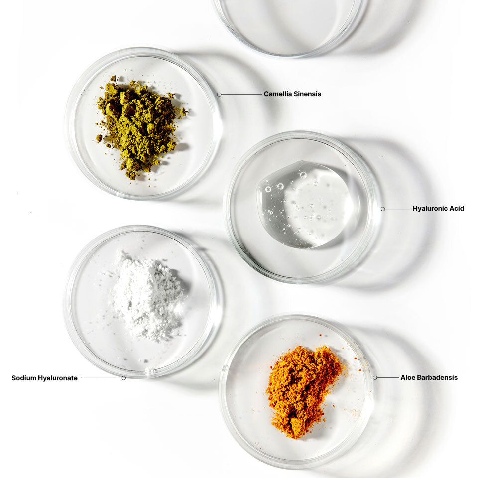 SkourasMed Skin Care Ingredients