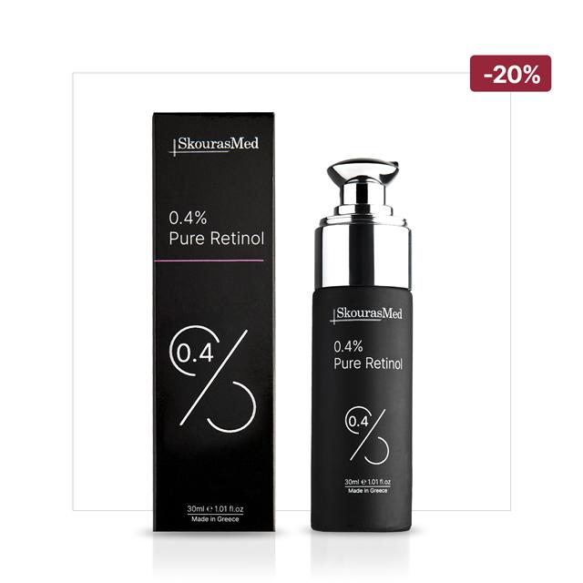 0.4% Pure Retinol