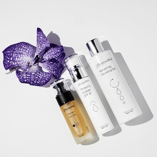https://www.skourasmed.com/SkourasMed Cosmetic: Acne Essentials - Orchid