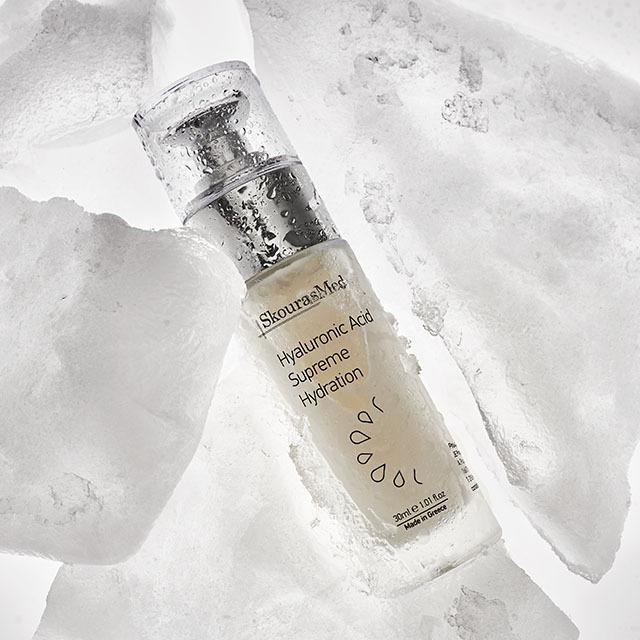 https://www.skourasmed.com/SkourasMed Cosmetic: Hyaluronic Acid Supreme Hydration - Ice