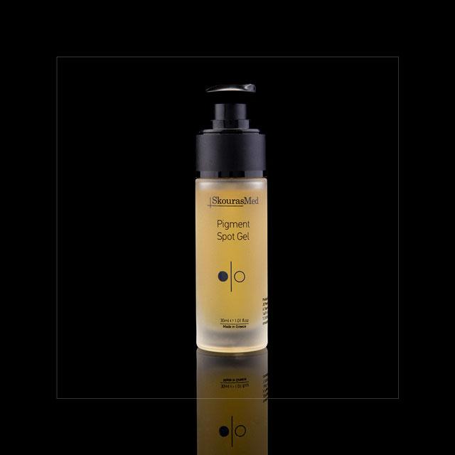 https://www.skourasmed.com/SkourasMed Cosmetic: Pigment Spot Gel - Black background
