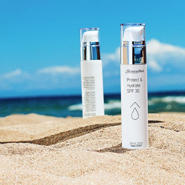 https://www.skourasmed.com/SkourasMed Cosmetic: Protect & Hydrate SPF 30 - Beach