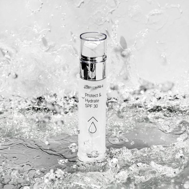 https://www.skourasmed.com/SkourasMed Cosmetic: Protect & Hydrate SPF 30 - Artistic Water