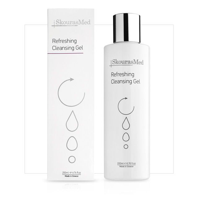 Refreshing Cleansing Gel