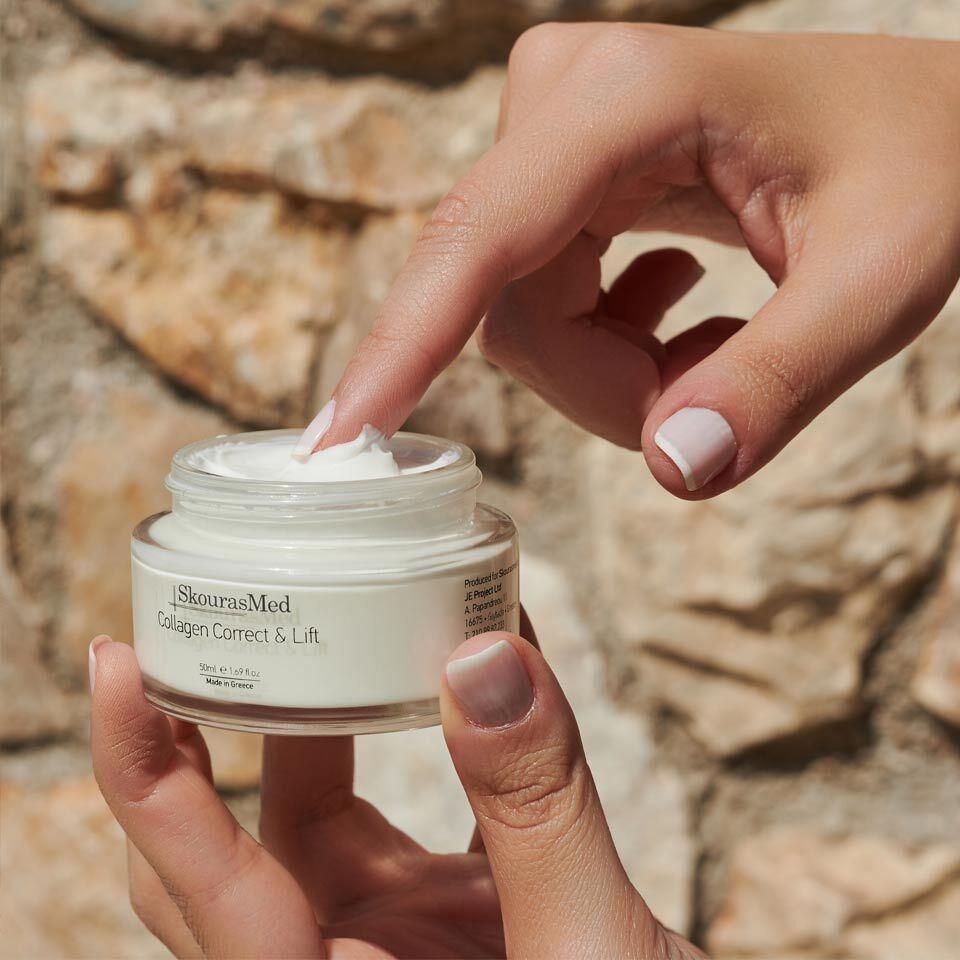 https://www.skourasmed.com/SkourasMed Cosmetic: Applying Collagen Correct & Lift